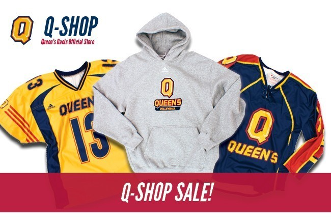 3d6b1856e7 Q-Shop Sale - In-store and Online - Queen s University Athletics