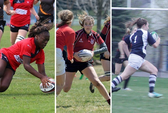 Three more added to women's rugby team - Queen's University