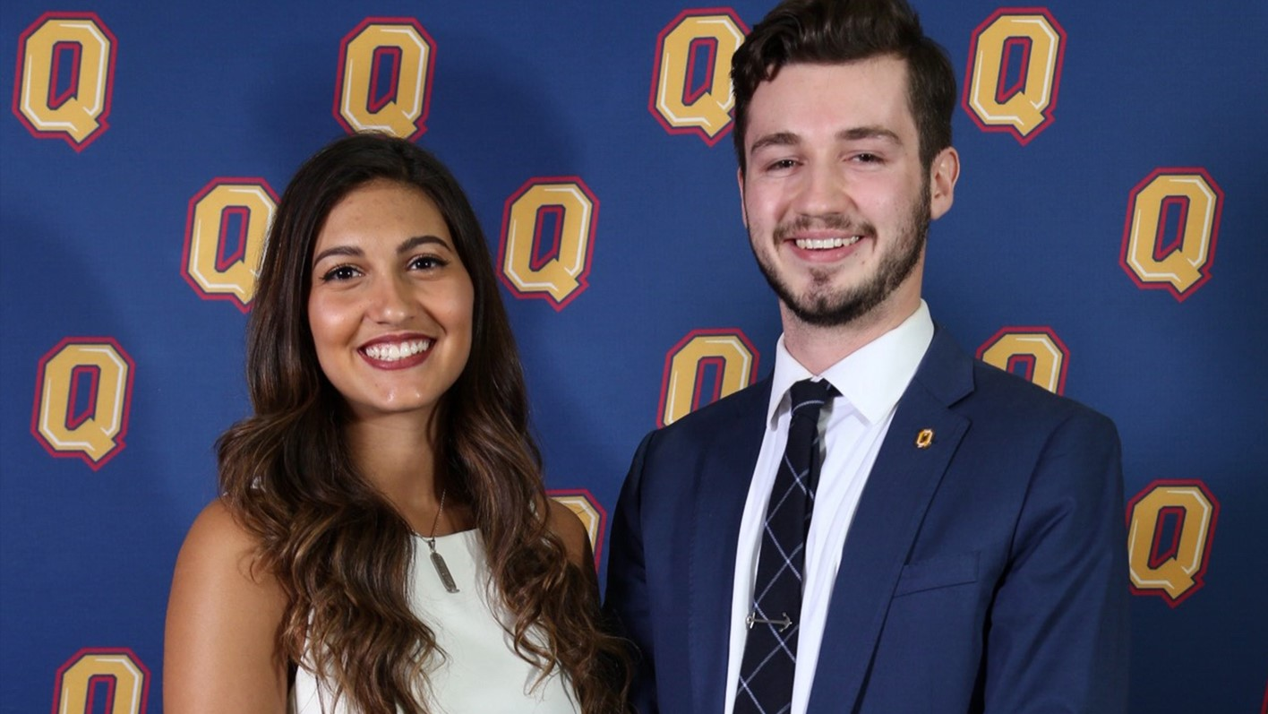 kamal and baum named major award winners at queen s varsity clubs