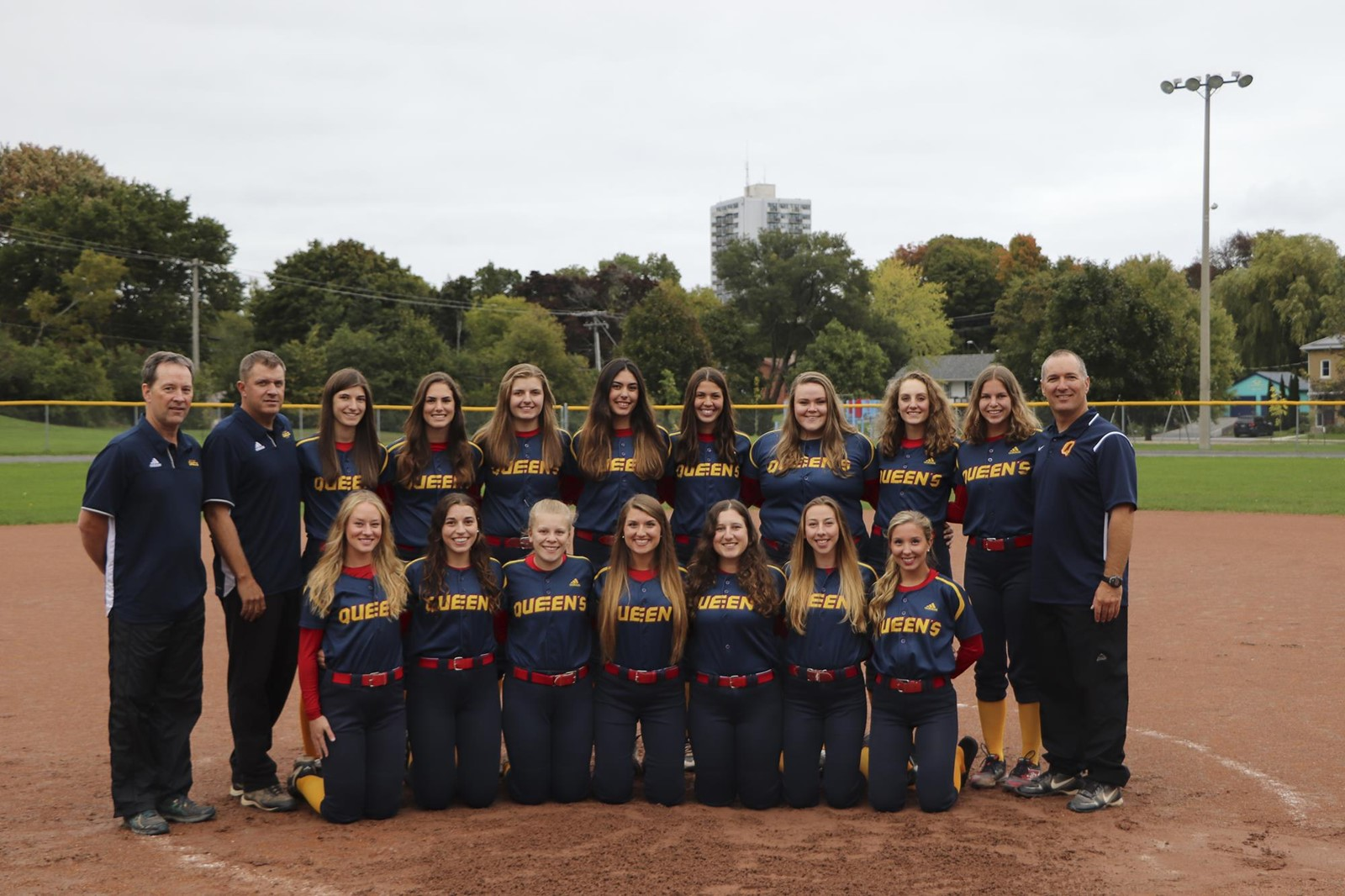 2018-2019 Fastpitch (W) Roster - Queen's University Athletics