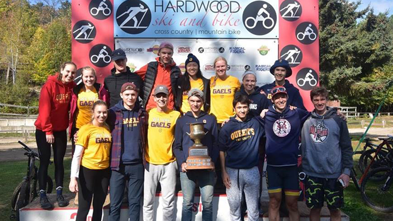 Varsity Club Weekend Recap: Cycling wins University Cup, Fastpitch competes at OIWFA Championships