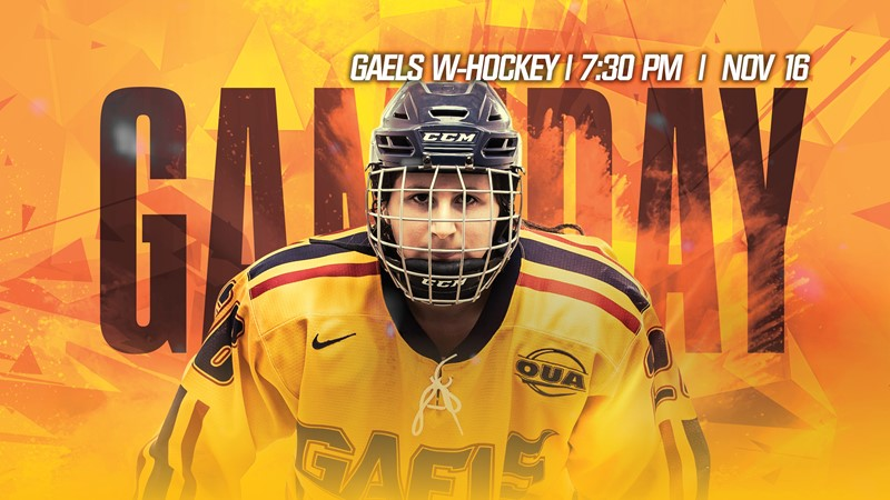 Gaels This Week: Women's hockey host Brock for Kingston Ice Wolves Day