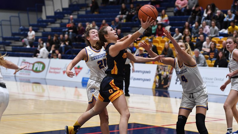 Gaels fall in battle of nationally ranked teams 73-66