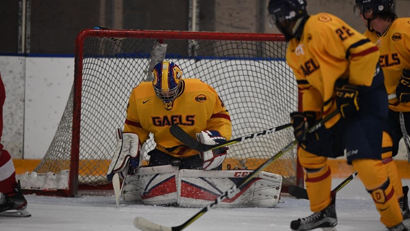 Gaels start strong, lose in shootout in Ottawa Wednesday night