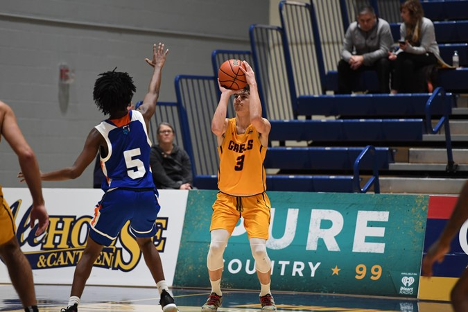 Gaels defeat Ontario Tech 97-71 on Junior Gaels Day
