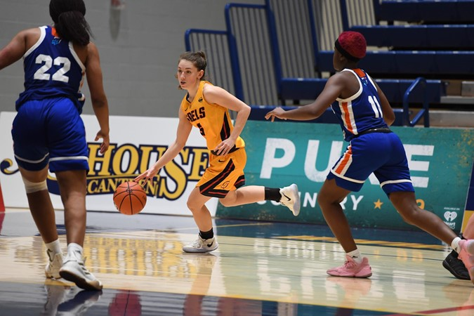 Gaels blowout Ontario Tech 76-47 on Junior Gaels Day