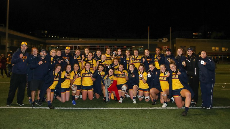 Gaels battle with Laval, finish as U SPORTS silver medalists