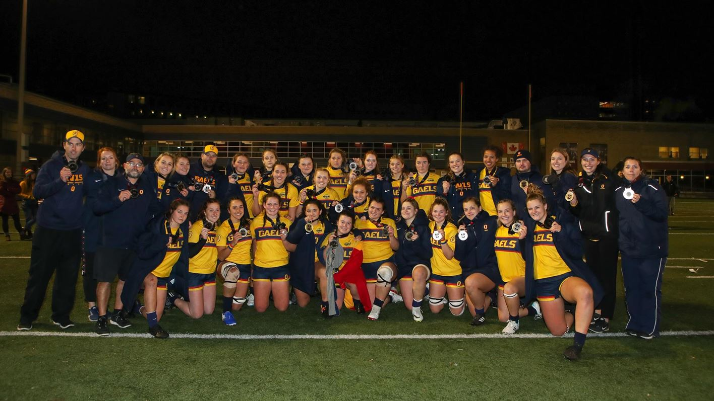 U SPORTS Women's Rugby Championship Presented by the University of Ottawa